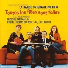 TOUTES LES FILLES SONT FOLLES (BOF) - DUTRONC THOMAS (CD)