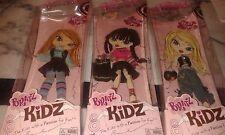 Bratz Kidz Fashion pack Lot of 6-Cloe, Jade School ,Winter Time,Yasmin PartyTime