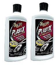 Meguiar's G12310 PlastX Clear Plastic Cleaner & Polish - 10 oz. (2 pack)
