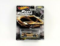 Hot Wheels 2020 FAST & FURIOUS Nissan 240 SX S14 S13 Drift Race Die cast 1:64