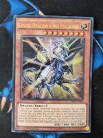 Divine Dragon Lord Felgrand SR02-EN001 Ultra Rare 1st Edition YuGiOh