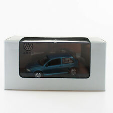 ORIGINAL MODEL,1:43 Volkswagen VW GOL,VERY RARE,BLUE