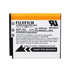 Genuine FUJIFILM NP-50 Battery pack OEM Fuji Z JX digital camera NP 50 NP50 NEW