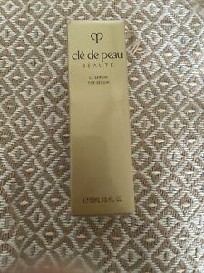 Cle de Peau Beaute The Serum 1.6 oz. New