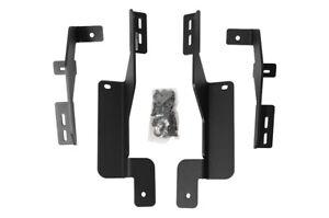 Dee Zee NXc Running Boards Steel Bracket Kit For Hyundai Sante Fe