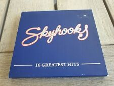 CD THE SKYHOOKS - 16 Greatest Hits Latest & The Greatest (Rare 80's Australian)