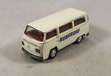 Schuco VW Bus T2 Werbemodell RUBEROID Volkswagen Bus 1:66