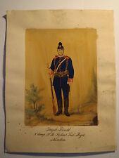 München - 2. Comp. K.B. Infanterie Leibregiment - Joseph Poindl / großes Foto