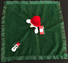 New Blankets And Beyond Frosty The Snowman Lovey Security Blanket