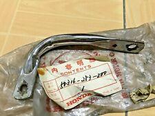 Honda CB450 CB450K0 Black Bomber Grip Side NOS Genuine Japan P/N 50316-283-000