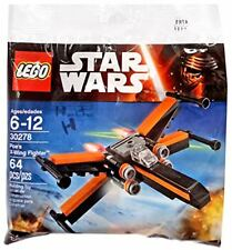 LEGO Star Wars 30278 Poe's X-Wing Fighter - Brand New Polybag Kit