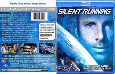 Silent Running ~ New Blu-ray ~ Bruce Dern, Cliff Potts, Ron Rifkin (1972)