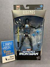 "[ToysHero] In Hand Hasbro Marvel Legends 80TH Anniversary 6"" Invincible Iron Man"