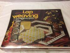"""LOVE & MONEY Hexagon Lap loom kit 1985 """"NEW"""" SEALED!! No. 4029"""
