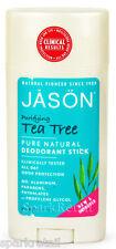 Jason Organic purificante TEA TREE PURO Stick Deodorante naturale 71g