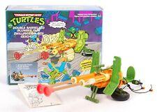 Teenage Mutant  Ninja Turtles action figure playset ' Double Barrell plunger gun