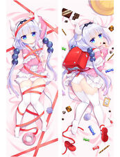 Kobayashi-san Chi no Maid Dragon Cute Kanna Kamui Dakimakura Pillow Case Cover