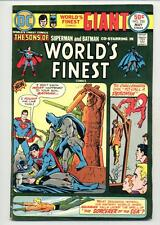 World's Finest #230     Giant Size Issue