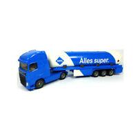 Siku 1626 Volvo Trailer Truck ARAL Blue (Blister Pack) Model Car New Model