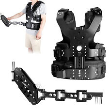 Neewer DSLR Camera Camcorder Shoulder Stabilizer Load Vest Rig w/ Handle Arm