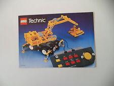- CATALOGO DEPLIANT BROCHURE LEGO TECHNIC - ANNO 1990