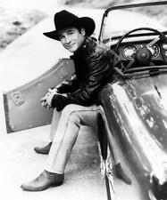 Clint Black Poster BW Convertible24in x 36in