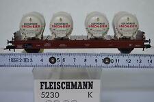Fleischmann HO 5230 K Behälterwagen Dortmunder Union DB (CD/102-17R1/9)