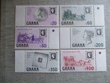 New listing Ghana, Scott#1201-1206, MNH