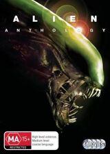 Alien Anthology DVD PAL Region 4 Aust Post