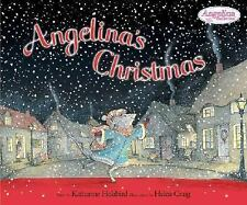 Angelina's Christmas (Angelina Ballerina)-ExLibrary