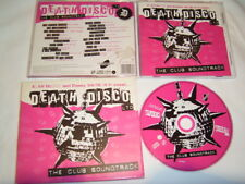 CD-DEATH Disco Ltd McGee & Watson Present the Club Bande sonore (2004) S 10