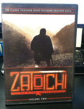 Zatoichi TV Series - Vol. 2 (DVD, 2006, 2-Disc Set) *FREE SHIPPING*