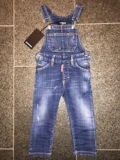 Pampolina Pampolino Jeans Latzhose gefüttert Junge blau Größe 62 74 Neu