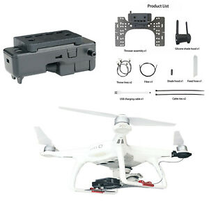 Lightweight Thrower Aerial Thrower For DJI Phantom 2/3/4 Drone Replace Accessory