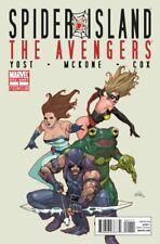 SPIDER-ISLAND : AVENGERS ISSUE 1 - AMAZING SPIDER-MAN TIE-IN MARVEL