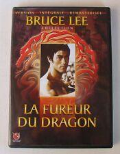 DVD LA FUREUR DU DRAGON - Bruce LEE - Version intégrale remasterisée