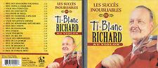 Les SucceŠs Inoubliables de Ti-Blanc Richard au Violon CD BRAND NEW from Canada