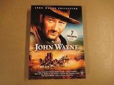 3-DVD BOX / JOHN WAYNE COLLECTION - 7 FIMS - VOLUME 2
