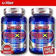 ALLMAX Nutrition TribX90 750mg 90 Caps x 2bottles