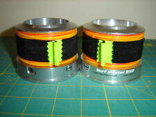 Spool/Reel Bands X4 New. For Sea Fishing Fixed Spool Reels. Stretchable