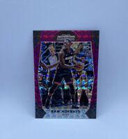2017-18 Bam Adebeyo Panini Prizm Mosaic Purple /99 RC Rookie Card Heat 1/1