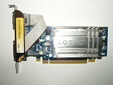 ZOTAC Nvida GeForce 7200 GS 256 MB, ZT-72SE250-HSS, DVI, VGA, S-Video, PCI-E