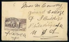 Mayfairstamps Ireland 1930s to US Single Franked Cover wwe12903