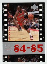 Michael Jordan 1998 Upper Deck Timeframe23 ROOKIE SCORING MARK Basketball Card
