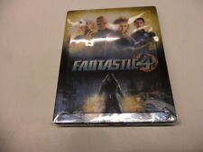 Blu-Ray  Steelbook  Fantastic Four