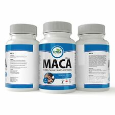 Maca Root Extract 500mg Tablets for Energy Fitness Stamina Fertility PMT x 30