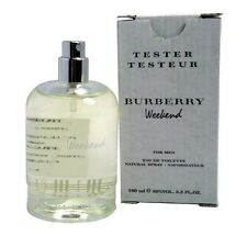 BURBERRY WEEKEND for Men Cologne 3.3 oz / 3.4 oz edt New in Box tester
