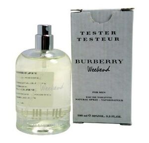 BURBERRY WEEKEND for Men Cologne 3.3 oz / 3.4 oz edt New in Box