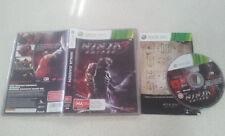 Ninja Gaiden 3 Xbox 360 Game PAL