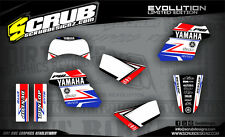 Yamaha Dekor PW 50 Alle Jahre  Grafik Aufkleber Set SCRUB